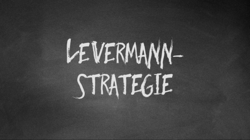 Levermann-Strategie Beitragsbild