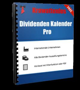 Dividenden Kalender Pro
