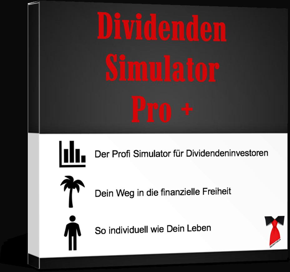 Dividenden Simulator Pro +