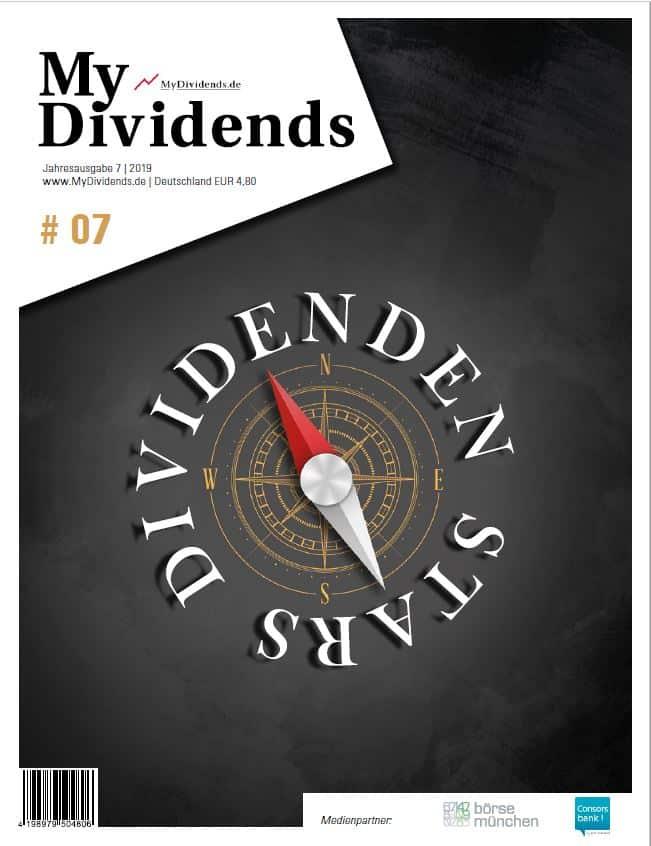MyDividends - Jahresausgabe 7 / 2019