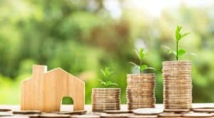 Vermögensaufbau mit Immobilien ist eine gute Alternative oder Ergänzung zu Dividenden-Aktien.